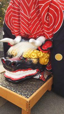 獅子舞共演会