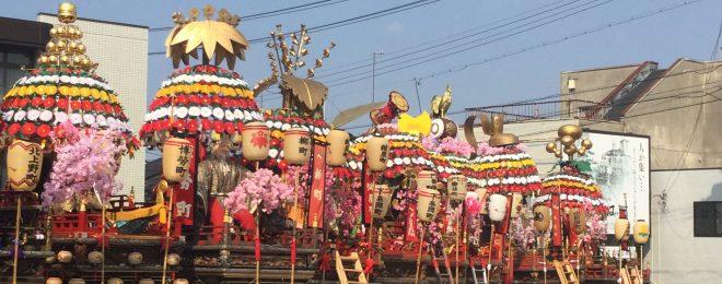 石動曳山祭