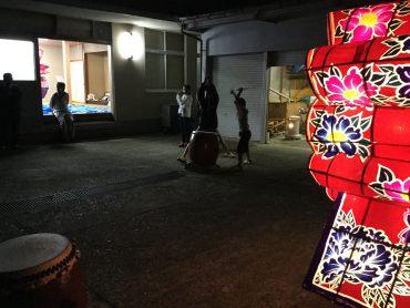 2017 津沢夜高行燈づくり体験イベント【上町】tags[富山県]
