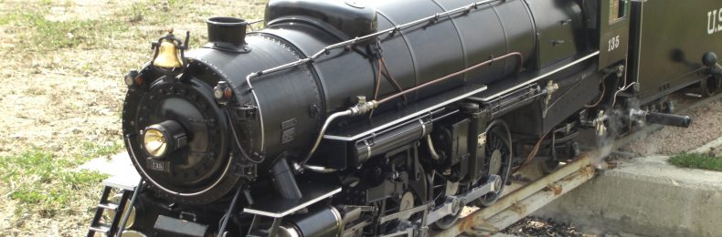 クロスランドミニ鉄道