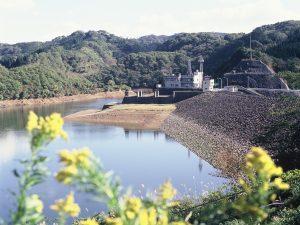 小撫川ダム